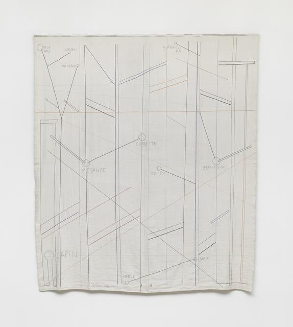 Julio Villani, 'pássaros', 2019, Galeria Raquel Arnaud
