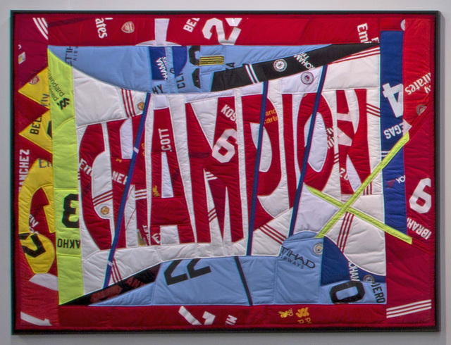 , 'Champion,' 2017, Ben Brown Fine Arts
