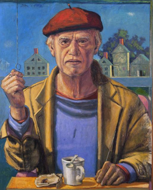 , 'Self Portrait,' 2010-2011, Imlay Gallery