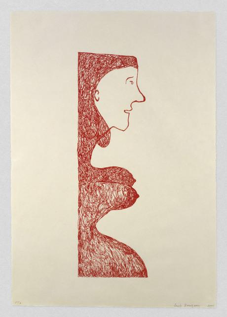 , 'Pregnant Caryatid,' 2001, Burning in Water