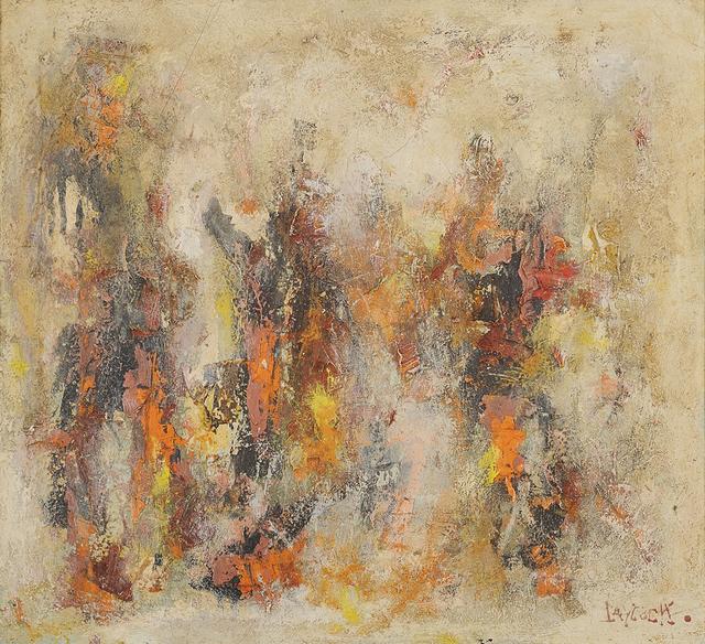 , 'Underwater Dance,' ca. 1960, Charles Nodrum Gallery