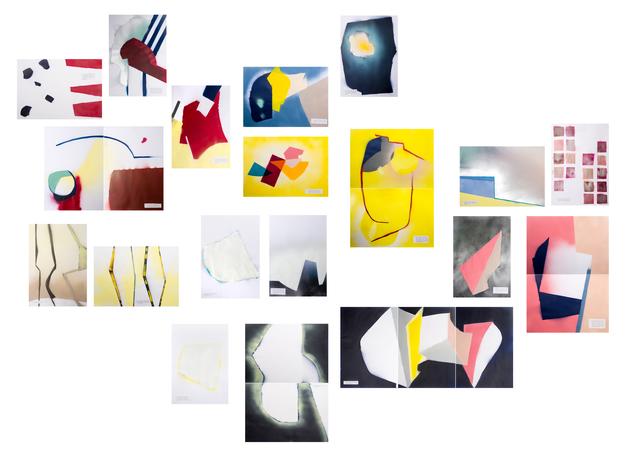 , 'Carta de Atenas - Carpeta I,' 2014, 80M2 Livia Benavides