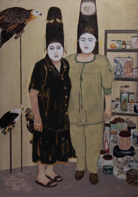 , 'Archieves,' 2016, NUNU FINE ART