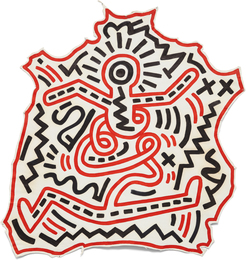 Keith Haring, 'Untitled,' 1983, Phillips: 20th Century and Contemporary Art Day Sale (November 2016)