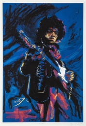 Ronnie Wood, 'Hendrix,' , Forum Auctions: Editions and Works on Paper (March 2017)