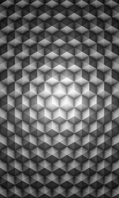 , 'Motif 218 Cubes,' 2015, Muriel Guépin Gallery
