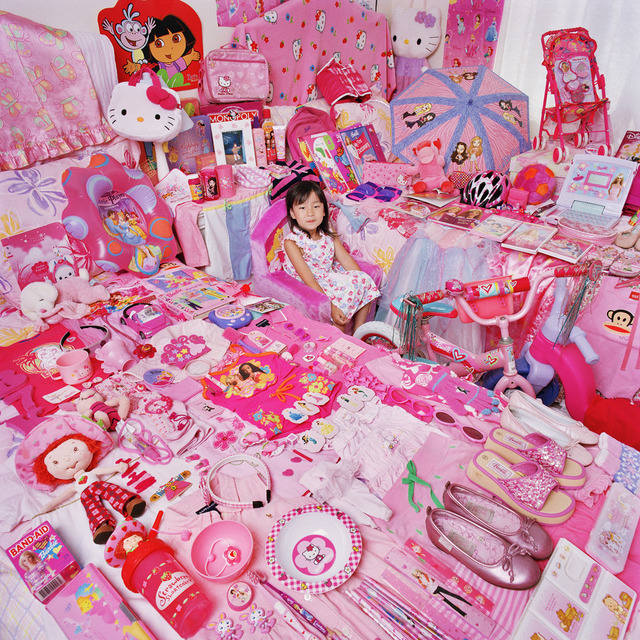 , 'Celine and Her Pink Things,' 2005, Rosier Gallery