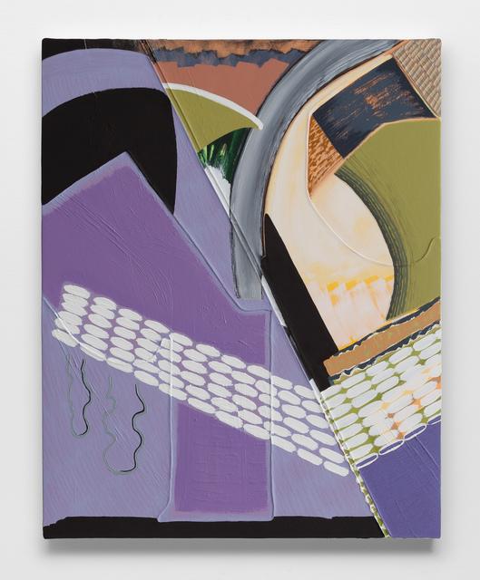 Magalie Guerin, 'Untitled (res 1.5)', 2019, Galerie Nicolas Robert