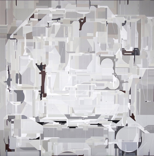 , 'Thought Form 2404,' 2017, Callan Contemporary