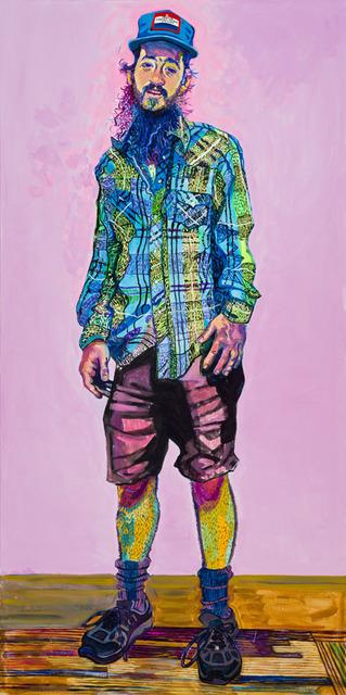 , 'The Art Teacher,' 2016, Wally Workman Gallery
