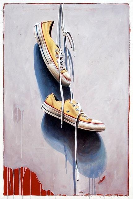 , '#592,' 2010-2017, Eisenhauer Gallery