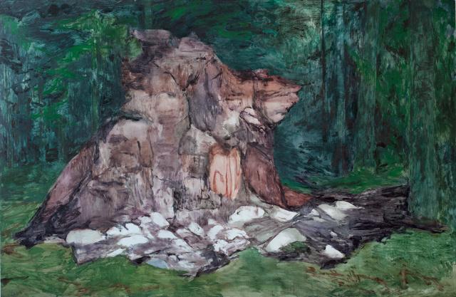 Susanne Johansson (Ex-Simonson), 'Rotvältan/ The Fallen Tree', 2014, Galleri Magnus Karlsson