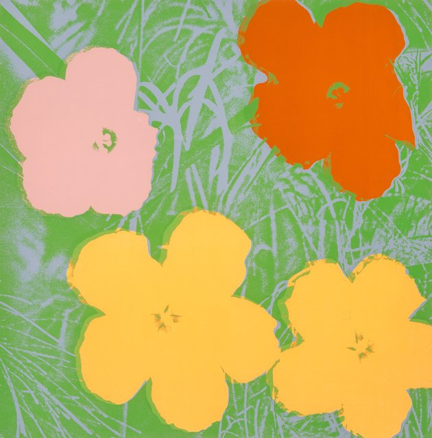 Andy Warhol, 'Flowers, from the Flowers portfolio', 1970, Print, Screenprint in colors on Lenox Museum Board, Heritage Auctions