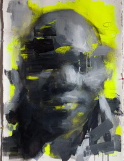 , 'Encrypted III,' 2016, Galerie Olivier Waltman | Waltman Ortega Fine Art