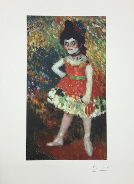 , 'La Danseuse Naine,' 1966, Artgráfico