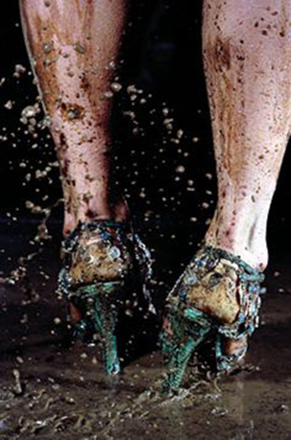 Marilyn Minter, 'Twins', 2006, Photography, C-print, Galerie NuEdge