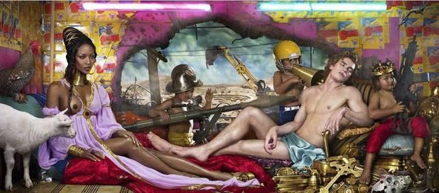 , 'Rape of Africa,' 2009, Vertu Fine Art