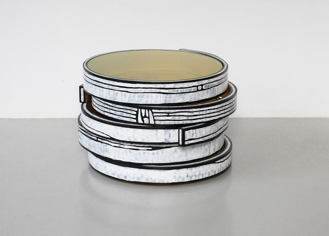 , 'Bent Wood Table,' 2012, Galerie VIVID