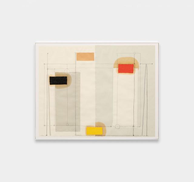 , '4-point structure,' 2016, Galeria Raquel Arnaud