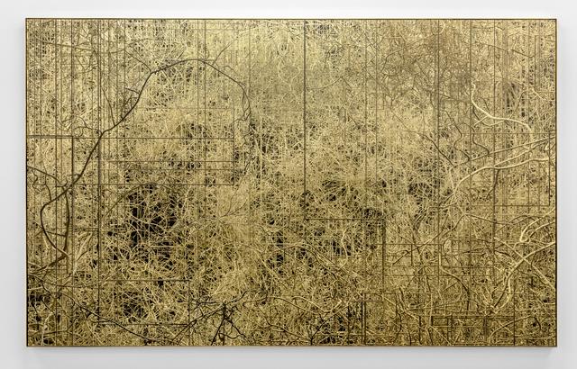 , 'Connectifs 2D,' 2017, (Galerie) Division