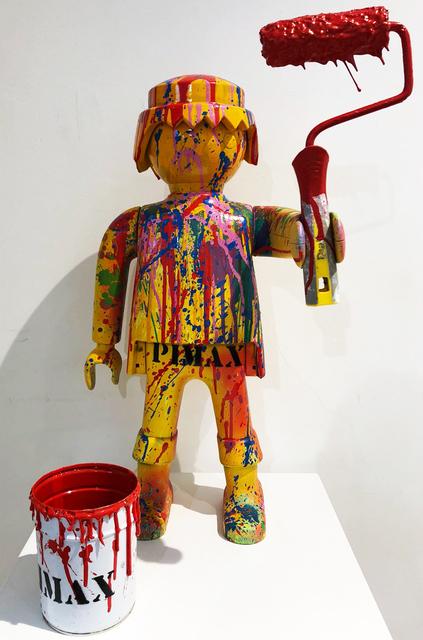 Pimax, 'Playmobil splash (series L'armée des 12 singes)', 2017, NextStreet Gallery