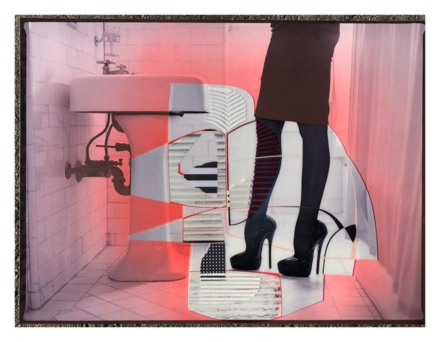 , 'Violette,' 2018, Coagula Curatorial