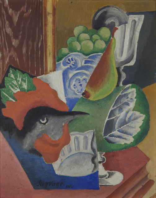 , 'Le Coq,' 1914, Galerie Le Minotaure