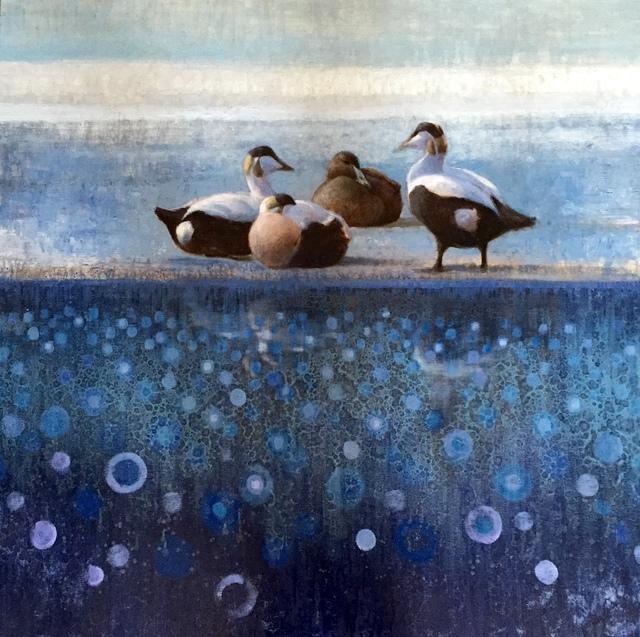 , 'Resting on Ice  #3  (Eiders),' , Gerald Peters Gallery Santa Fe