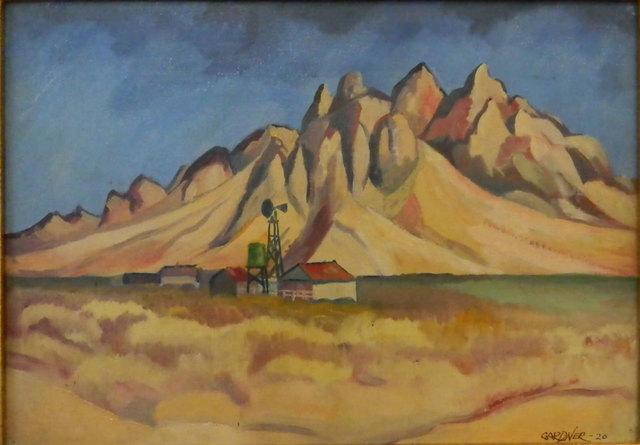 , ' The Sierras,' 1920, Addison Rowe Gallery