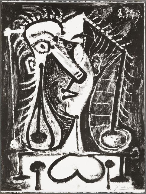 , 'Figure Composee I,' 1949, Christopher-Clark Fine Art