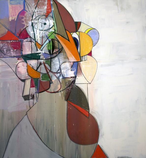 , 'Diagonal Portrait,' 2013, Simon Lee Gallery