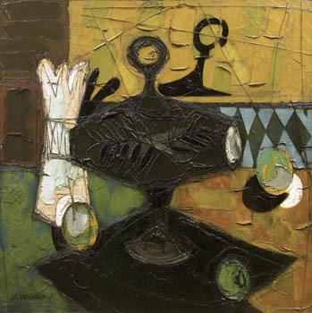 Claude Venard, 'Nature morte au compotier  (Still-life with Compote)', 1948, Guarisco Gallery
