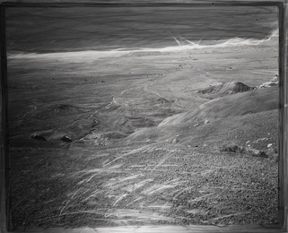 Distant View Near Lukachukai, AZ