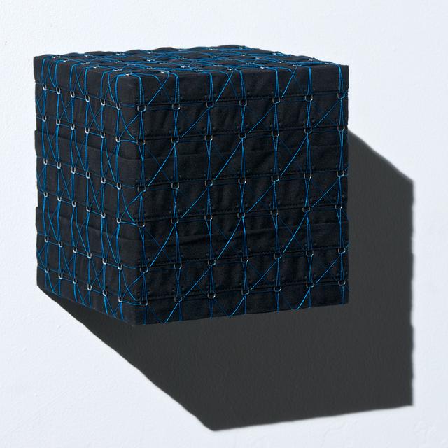 Denise Yaghmourian, 'Black & Blue #1 ', 2008, Bentley Gallery