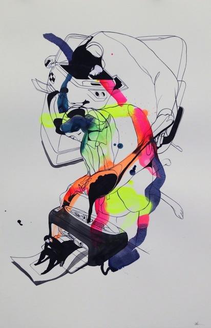 , 'The Last Toner Salesman,' 2017, Die Kunstagentin