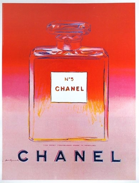 Andy Warhol, 'Chanel No. 5', 1997, Print, Suite of four separate individual limited edition offset lithographs in colors on wove paper affixed to elegant thin linen canvas backing, Gallery Highlights