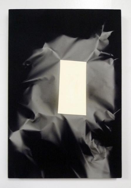, 'White Brick (2015 / 6 Month Exposure) III,' 2016, V1 Gallery