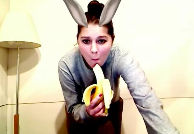 Petra Cortright, 'Bunny Banana', 2009, Tatjana Pieters