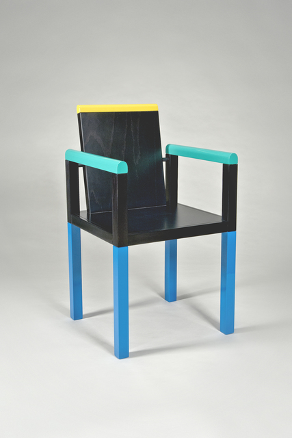 George Sowden, 'Palace Chair', 1983, The Modern Archive