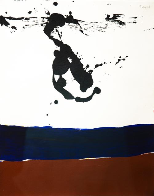 Robert Motherwell, 'Untitled', 1967, Locks Gallery