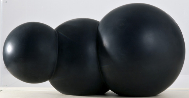 , 'No title (Black cloud),' 2011, Gagosian Gallery