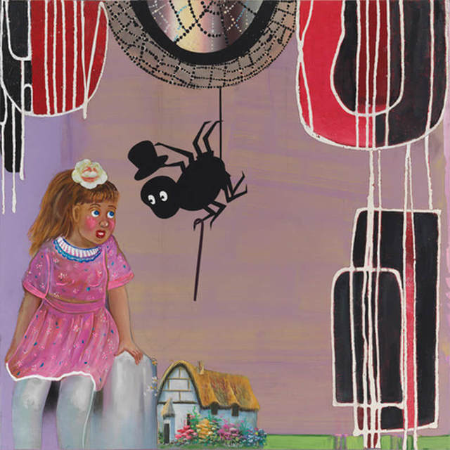 , 'The Spider Came a Courting,' 2013, Zolla/Lieberman Gallery