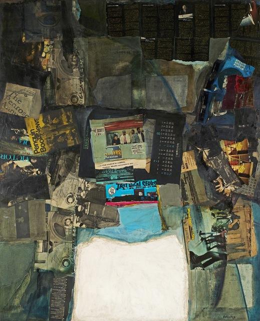 , 'Transfiguration III,' 1966, Anne Mosseri-Marlio Galerie
