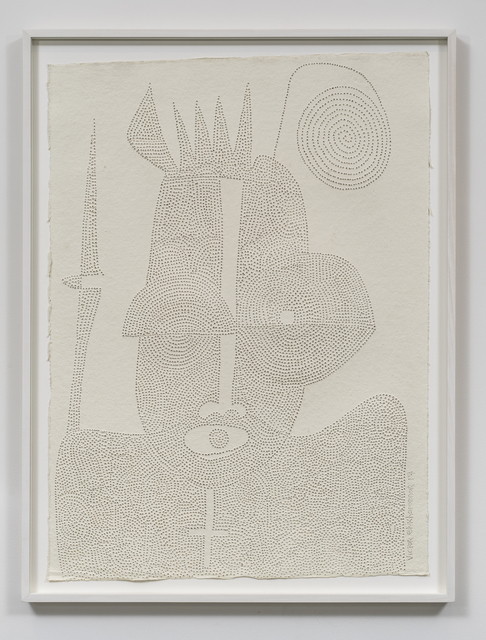 , 'I am Emuada, the king's sword bearer,' 2017, Tyburn Gallery