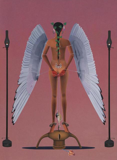 Surendran Nair, 'Alibis of the Cognates - X', 2015, Aicon Gallery