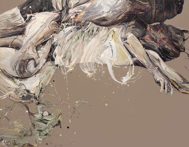 Sirpa Särkijärvi, 'Transcription 55 (Linger)', 2018, Joseph Nease Gallery