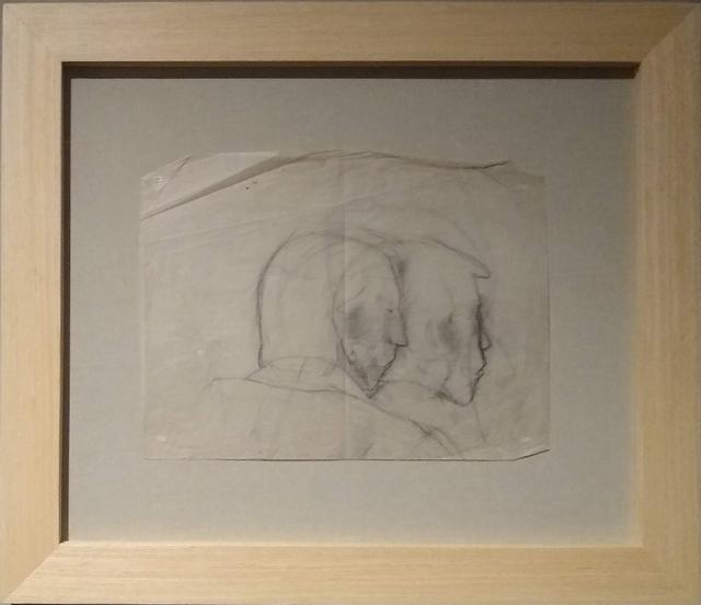 , 'Autorretrato en el tiempo,' 1974, Casas Riegner