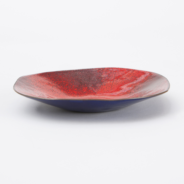, 'Enameled Copper Dish,' ca. 1950, Patrick Parrish Gallery