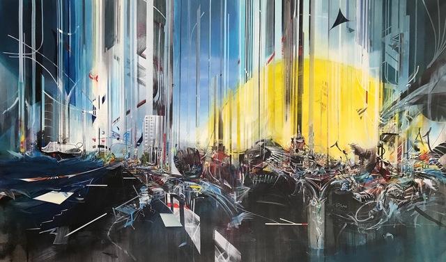 , 'Downtown,' ca. 2017, KIRK Gallery