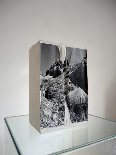 , 'Bergen 01,' 2014, Galerie Christian Lethert